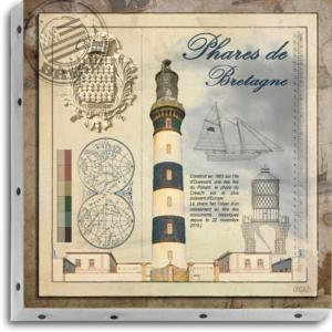 Tableau UNO DKO -   Phare d'Ouessant